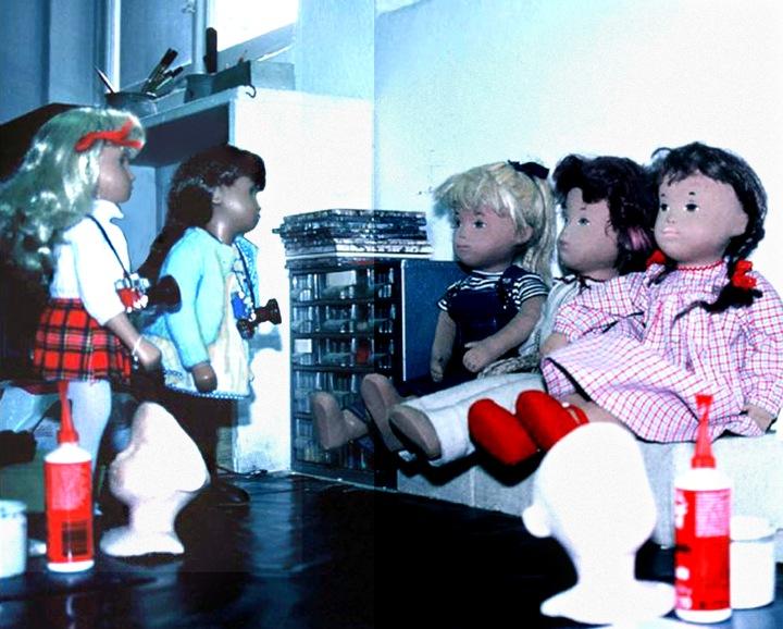 30. R. & E. Course Dolls