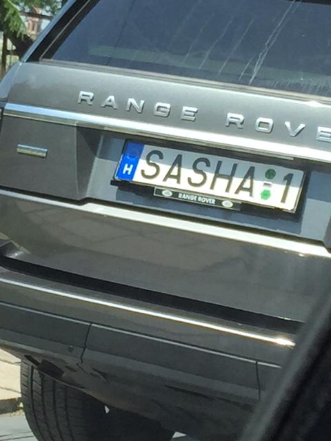 sasha car