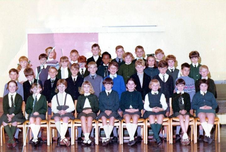 Steve school photo