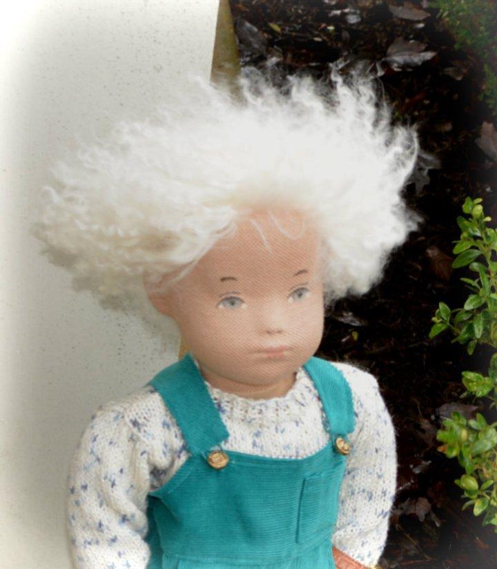 Tobin cousre doll